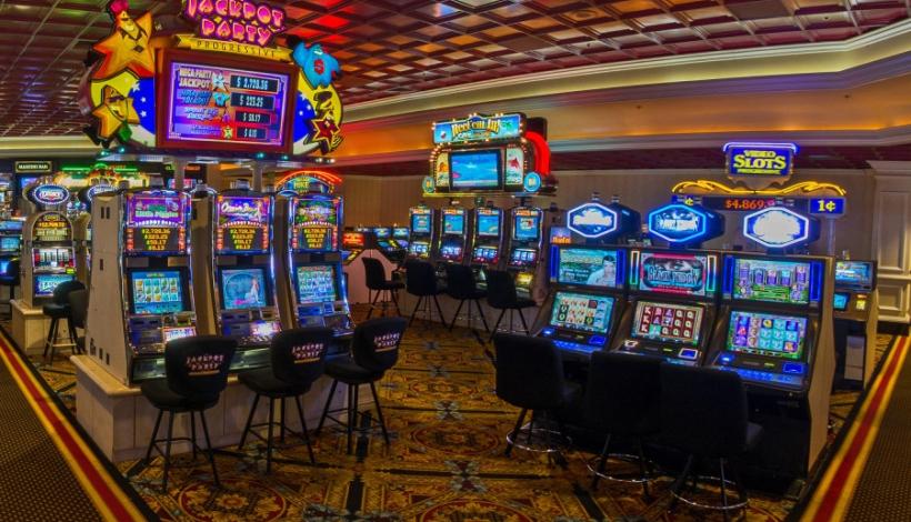 Играем в казино на деньги в новые автоматы