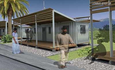 Контейнерные дома для Пакистана