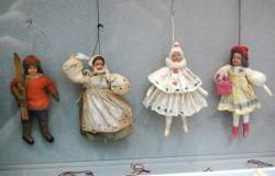 Ручная роспись старых игрушек