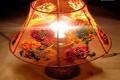 МК Абажур для лампы из сетки для овощей своими руками.