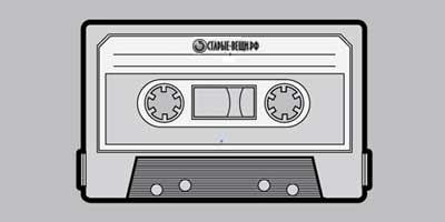 Аудио кассеты. Что можно сделать из аудио кассет