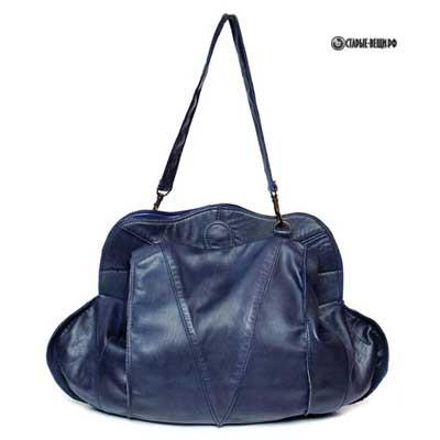 Можно ли сшить сумку из кожаной куртки? Легко!