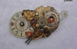 Необычные самодельные часы