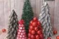 МК Рождественская елка из пластиковых ложек