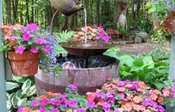 Как сделать фонтан своими руками из чайника