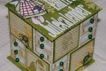 Комод из спичечных коробков