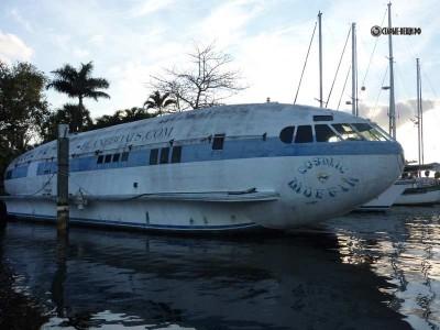 Самолет лодка.