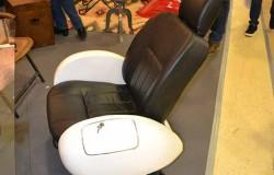 Мебель из автомобилей с выставки «Мебель – 2017»