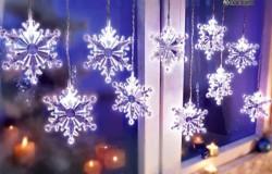 Идеи как красиво украсить дом к Новому году