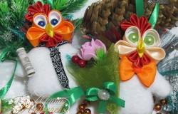 Новогодние петушки Ирины Панечевой