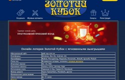 Казино Золотой кубок и автомат Captain's Treasure Pro