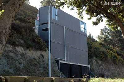 Контейнерный дом в Новой Зеландии