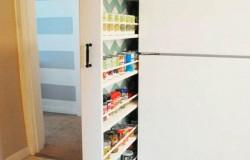 Стеллаж для хранения продуктов своими руками