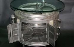 Столик из  стиральной машины