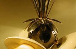 Самодельные люстры и светильники из ложек и вилок