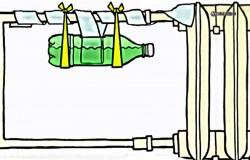 Увлажнитель воздуха из пластиковой бутылки
