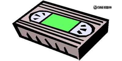 Видеокассеты(VHS). Поделки из видеокассет.