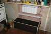 Хрущевский холодильник- вставка ящика