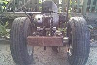 Самодельный трактор для села