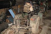 Навесное самодельного трактора