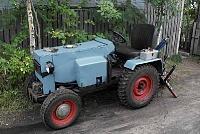 Мини тракторы своими руками