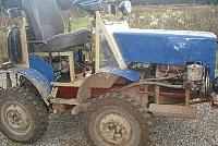 Самодельный трактор своими руками фотогаллерея примеров