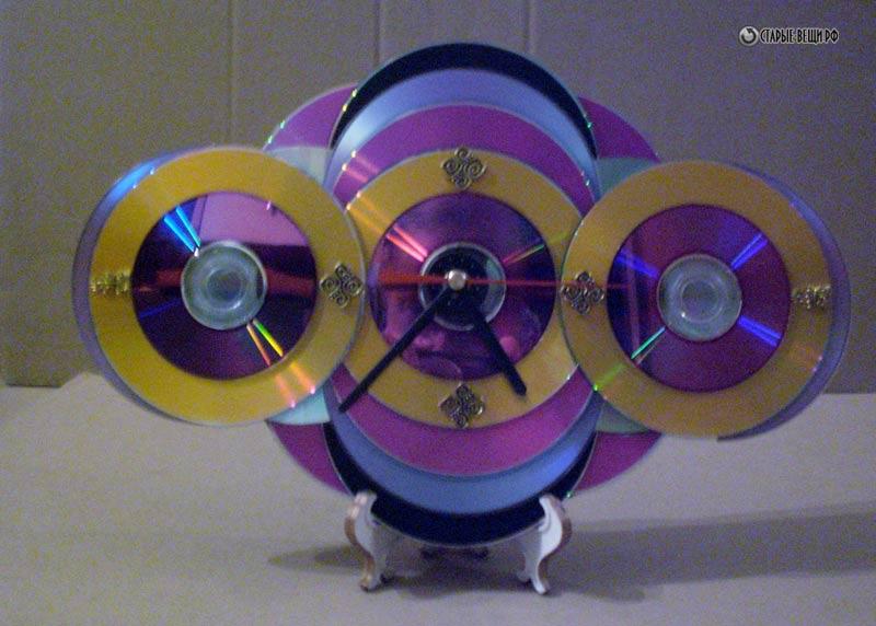 Как сделать cd video