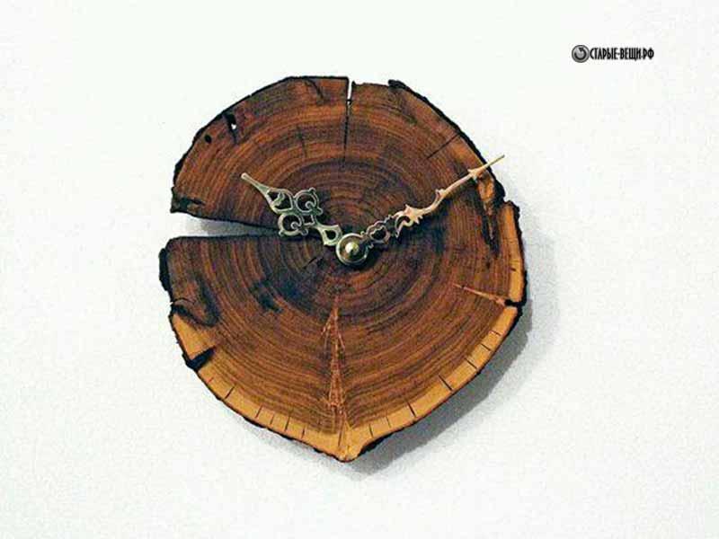 Спил из дерева своими руками 5