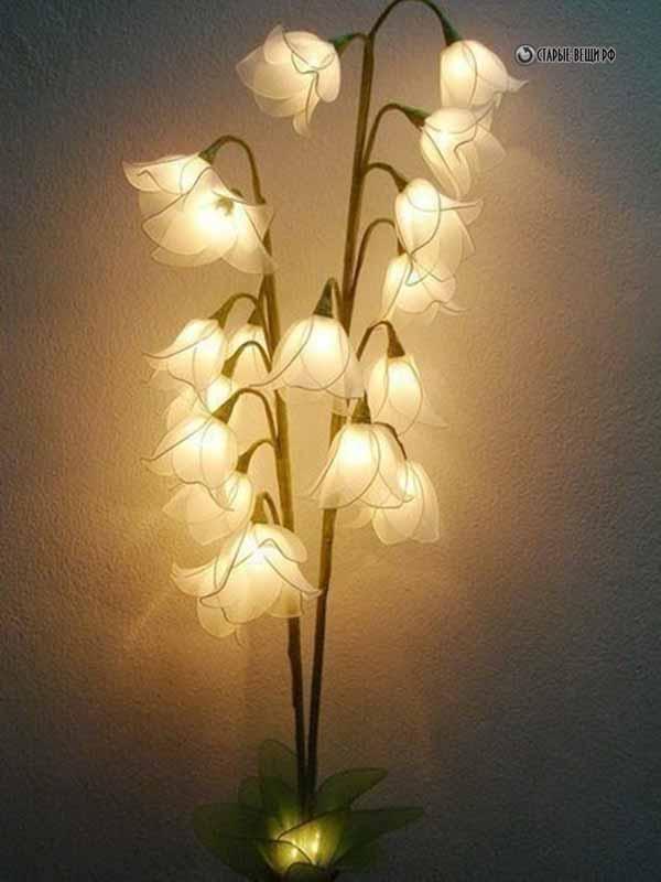 Светодиодные светильники для цветов