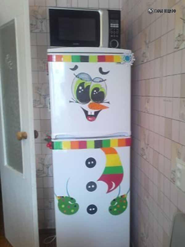 Холодильник на море своими руками 53