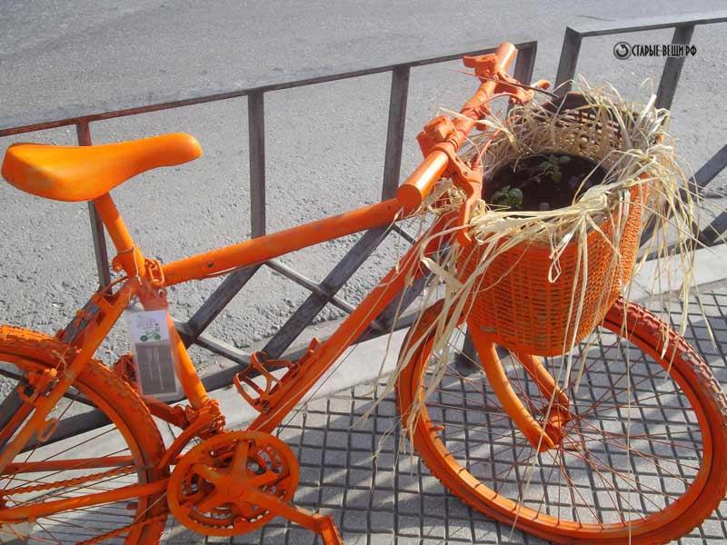 Украшаем велосипед своими руками 513