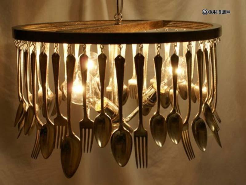 Люстры на кухню необычные