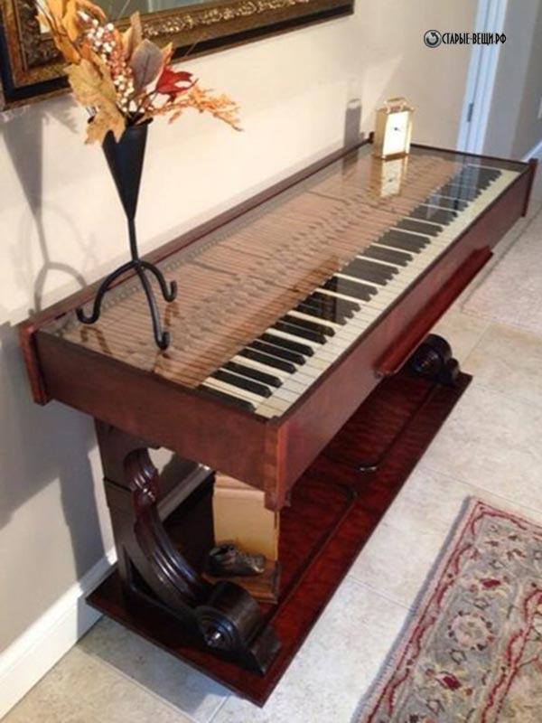 Маленькое пианино своими руками 31