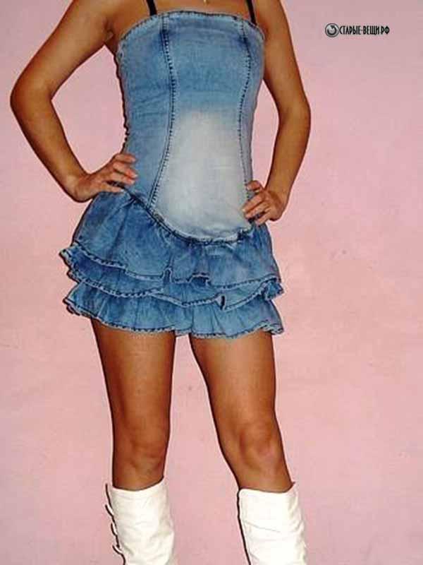 старые джинсы детские выкройки