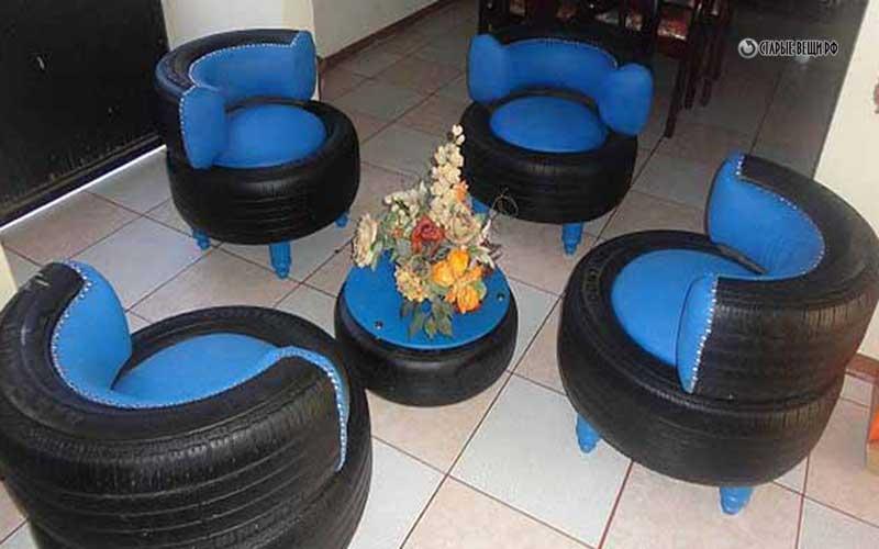 Мебель с колес своими руками