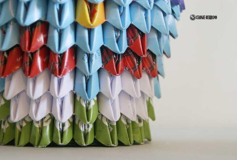 Origami Pencil Holder 609827 114searchfo