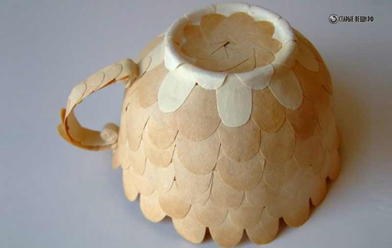 Теги: бумага, Бумажные изделия, искусство, кофе, креатив, неделя кофе, офисные кружки, посуда, Прикольные идеи.
