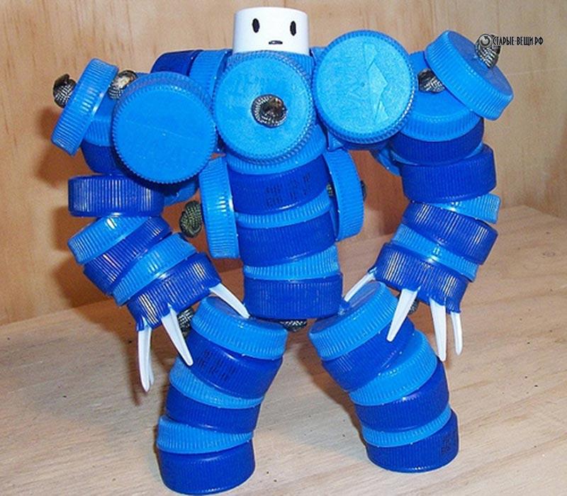 Сделать робот своими руками 24