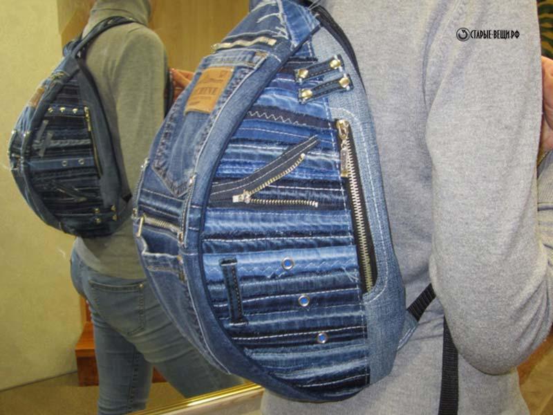 Модели рюкзаков своими руками 56