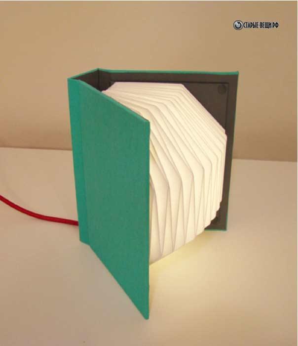 Как сделать из бумаги маленькою книжку 949