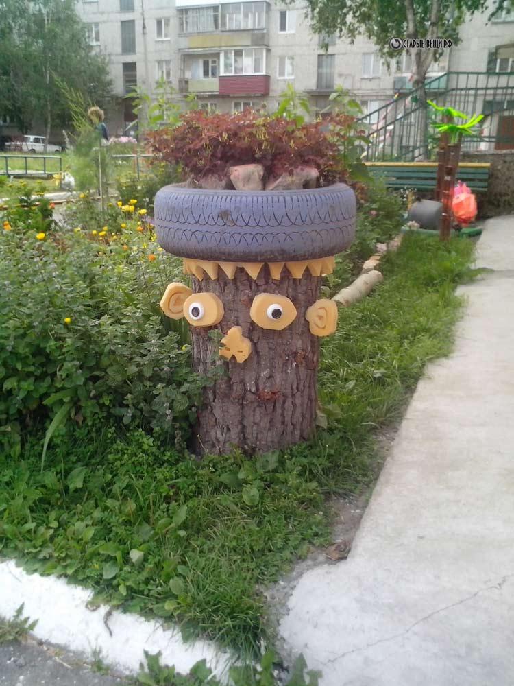 Делаем дерево своими руками