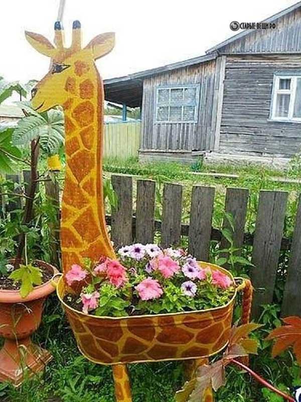 Сделать своими руками что нибудь в огороде