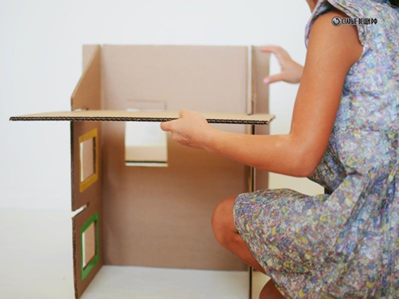 Из чего можно сделать коробку для вещей своими руками фото 776