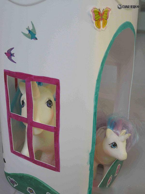 Окно для кукольного домика своими руками из 92