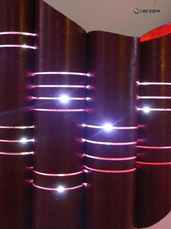 Как сделать самому светильник из светодиодов