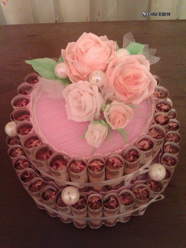 Торт на свадьбу своими руками мастер класс 29
