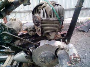 двигатель от инвалидки на вездеход