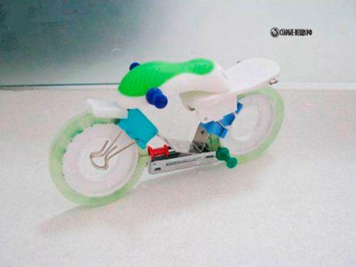 модель мотоцикла своими руками