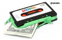 Кошелек из кассеты