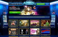Адмирал казино и автомат Rhyming Reels — Old King Cole